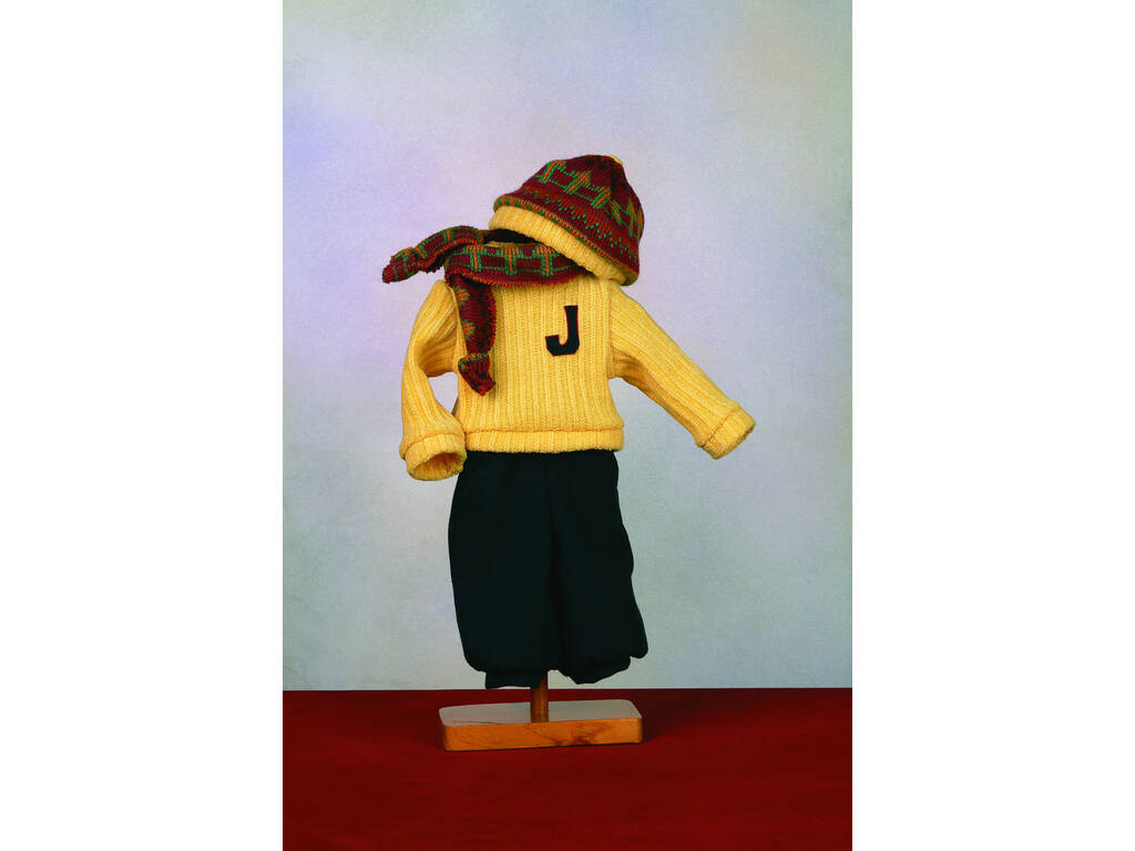 Conjunto Jersey Amarillo