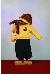 imagen Conjunto Jersey Amarillo