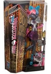 Monster High Catty Plan Perverso