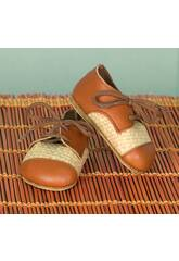 Chaussures Raphia