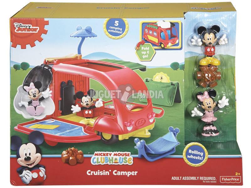 Caravane de Mickey Mouse