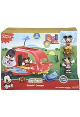 Autocaravana de  Mickey Mouse