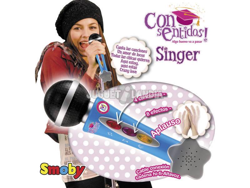 Microfono Consentidos