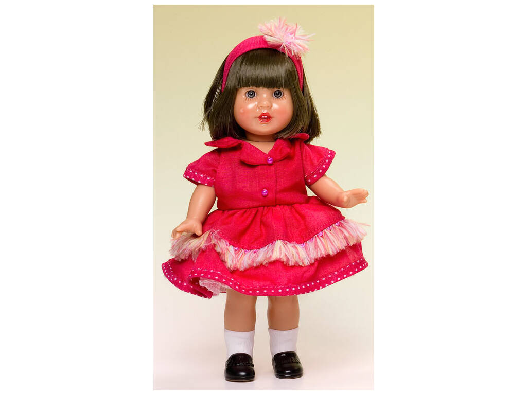 Mini Mariquita Pérez Vestido Fresita