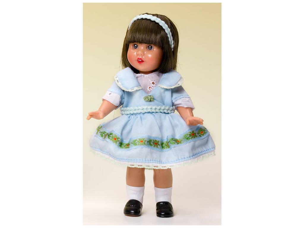 Mini Mariquita Pérez Vestido Celeste