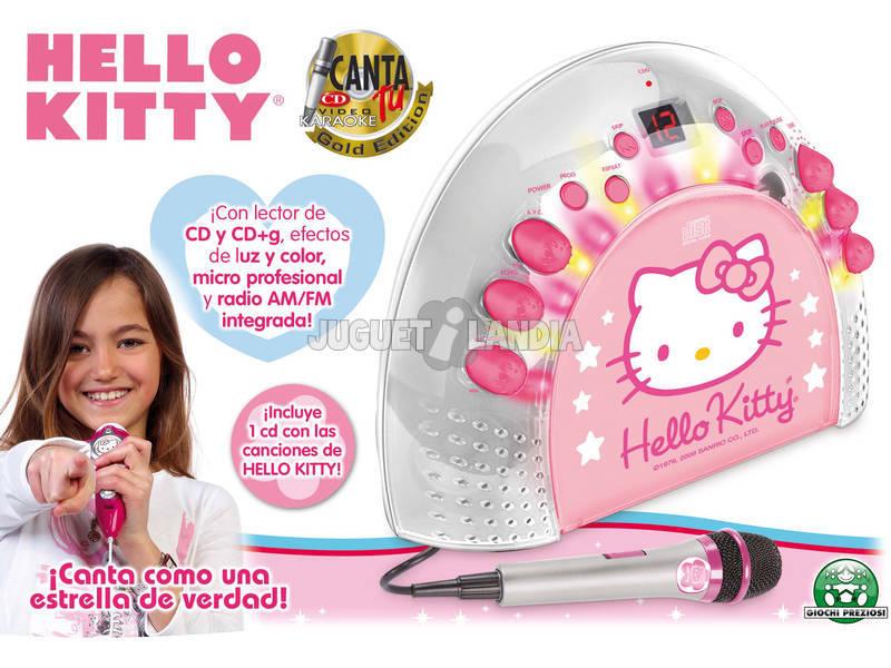 HELLO KITTY CANTA TU