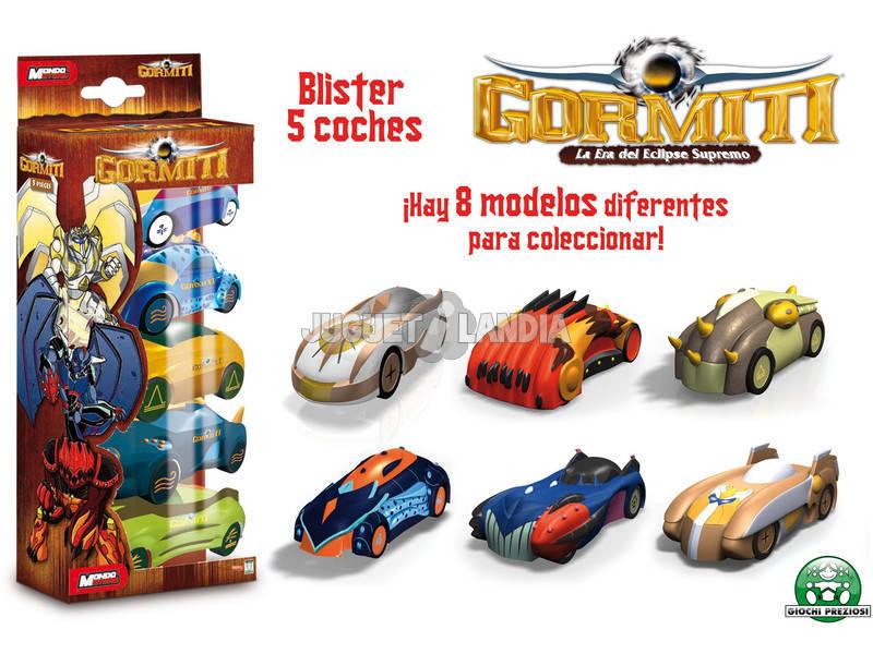Coches Gormiti
