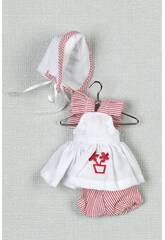 imagen Mini Vestido Blanco Capota