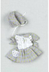 imagen Mini Vestido Vichy Cuadros