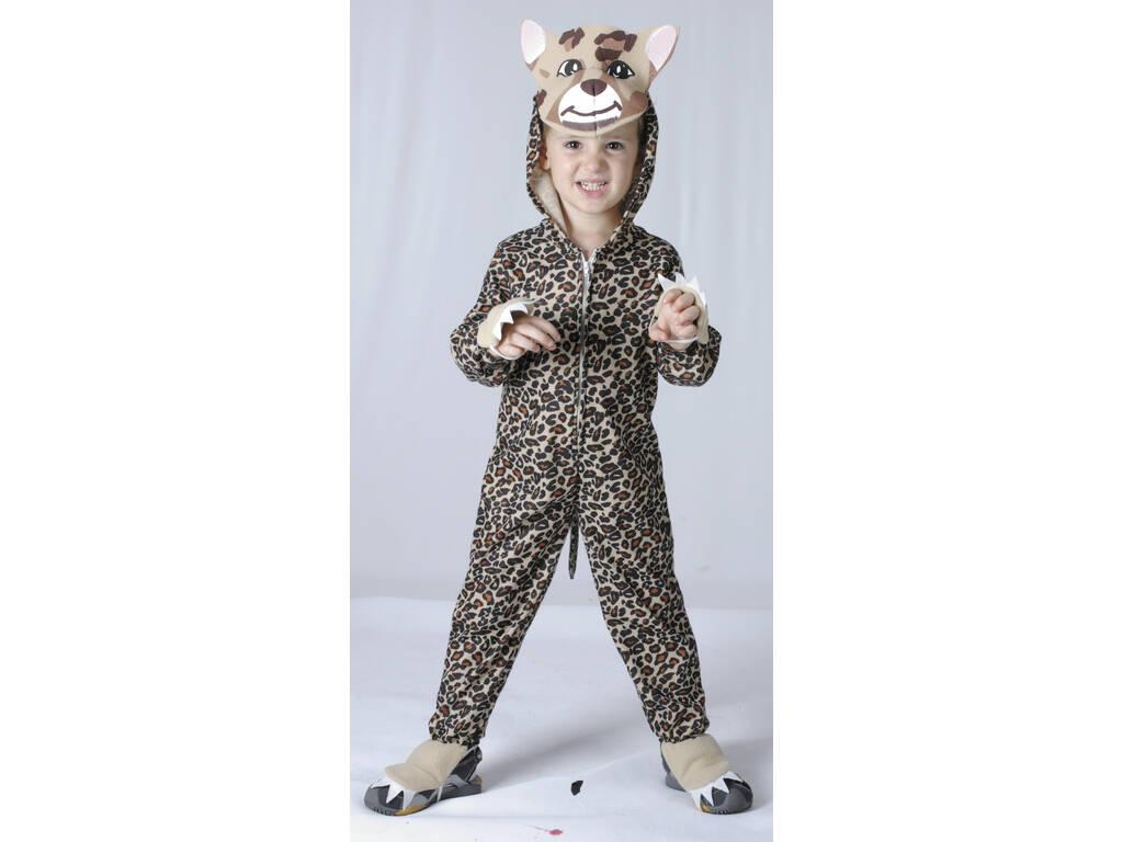 Disfraz Leopardo Bebé Talla M