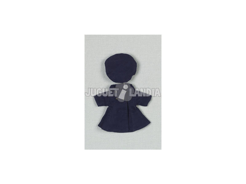 Mini Cappotto Blu