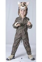 Disfraz Leopardo Bebé Talla L