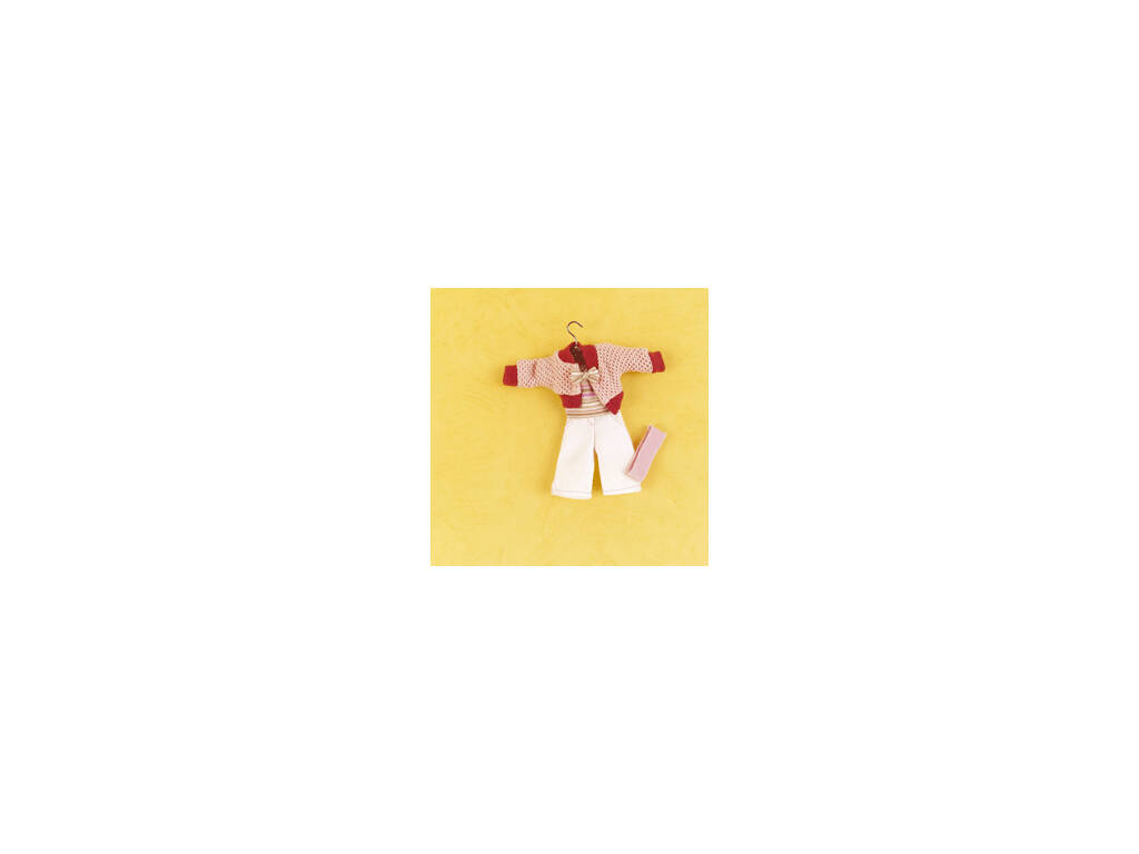 Mini Conjunto Pirata Blanco y Rosa