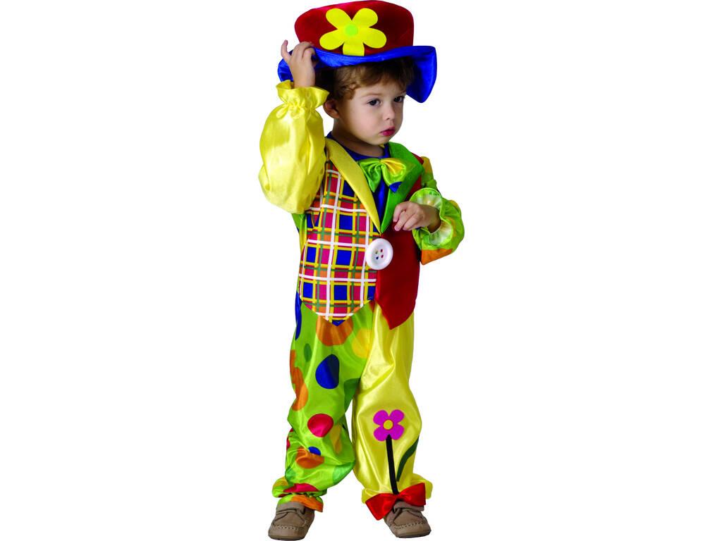 Déguisement Clown pour Bébé Taille M