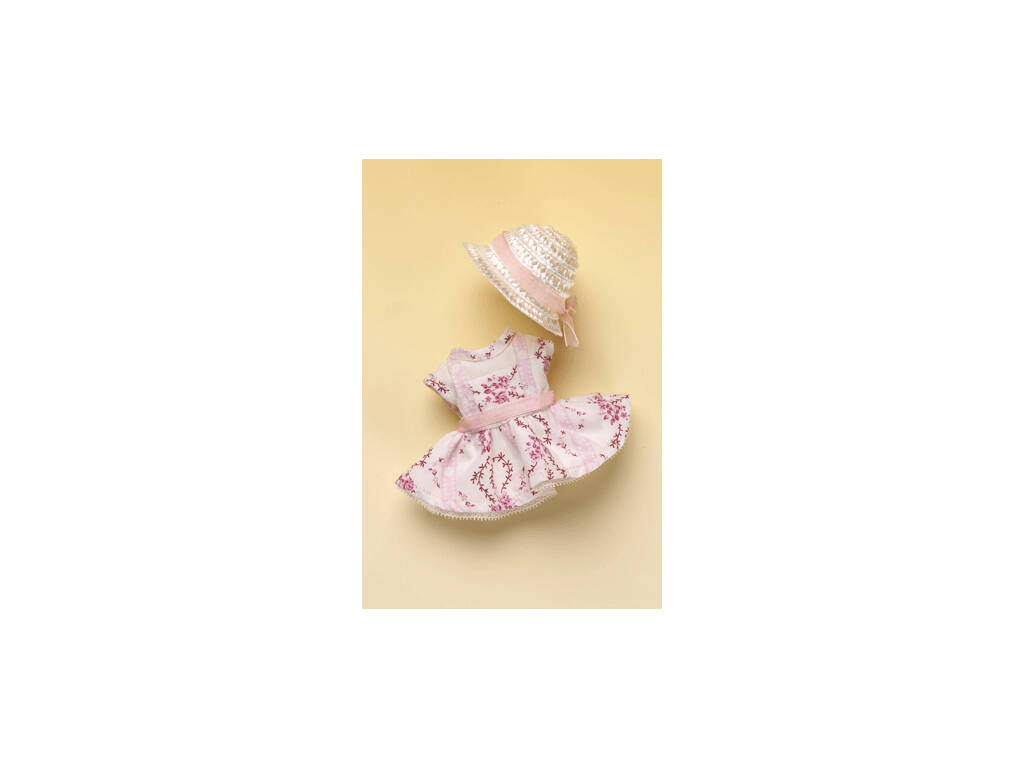 Mini Vestido Cenefa Granate y Violeta