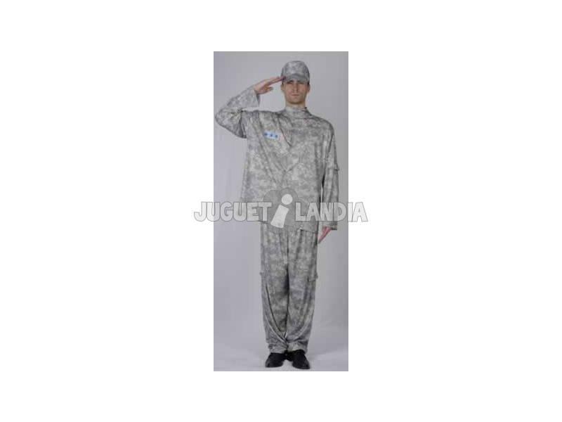 Disfraz Militar Hombre Talla XL