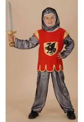 Maschera Cavaliere del Drago Bambino Taglia L