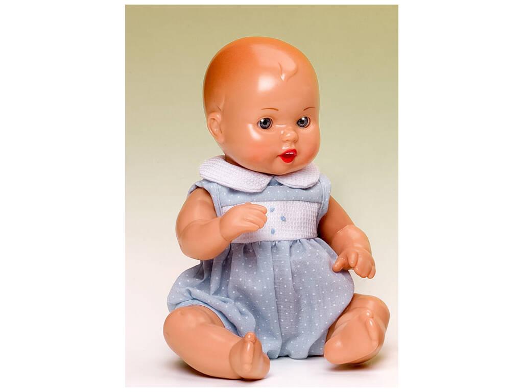 Mini Juanin Bebè Completino a pois celeste