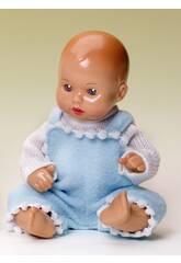 imagen Mini Juanin Bebé Peto Muflón Celeste