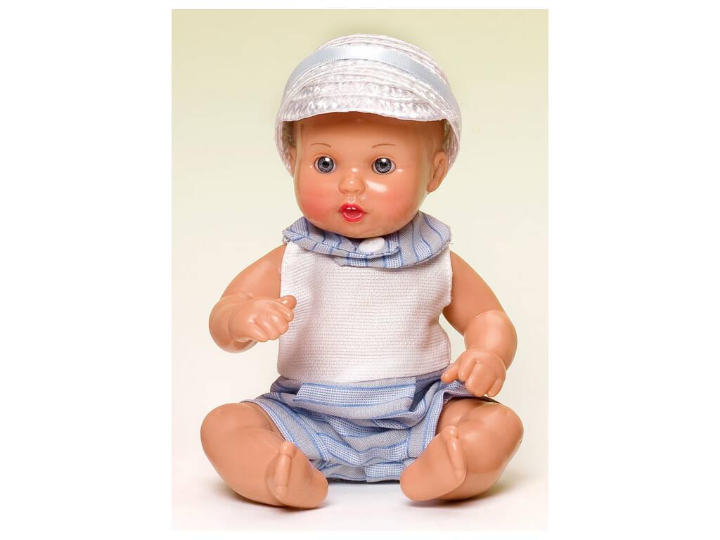 Mini Juanin Bebè Pelele Marinero con Gorra