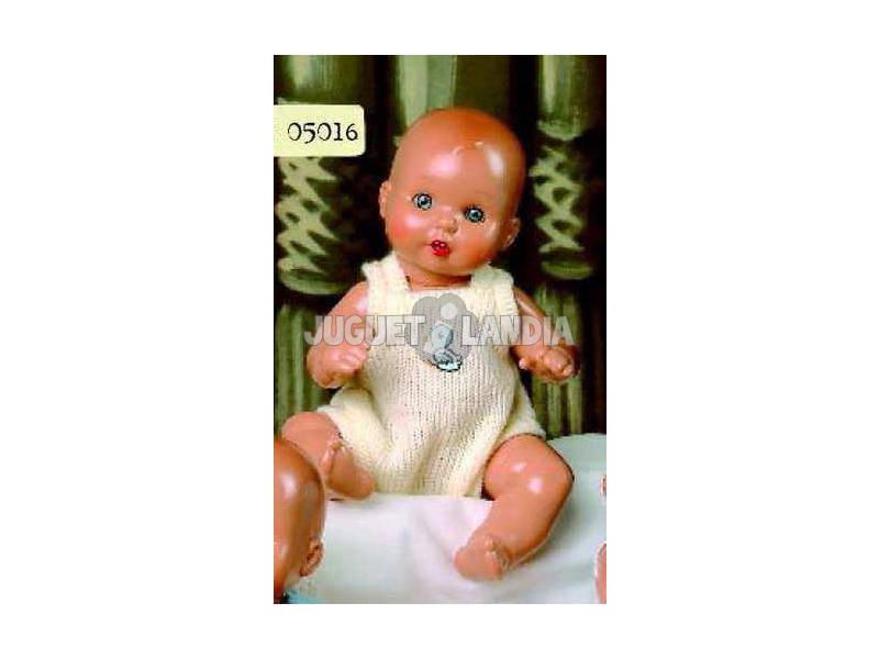 Mini Juanin Bebé Pelele Punto Beige