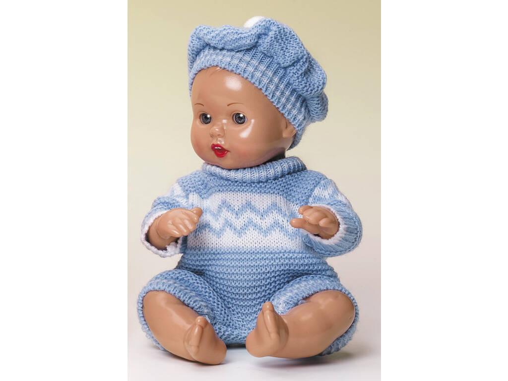 Mini Juanin Bebé Pelele Punto Cenefa Mariquita Pérez MJB05017