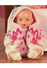 Mini Juanin Bebé Conjunto Nieve Rojo