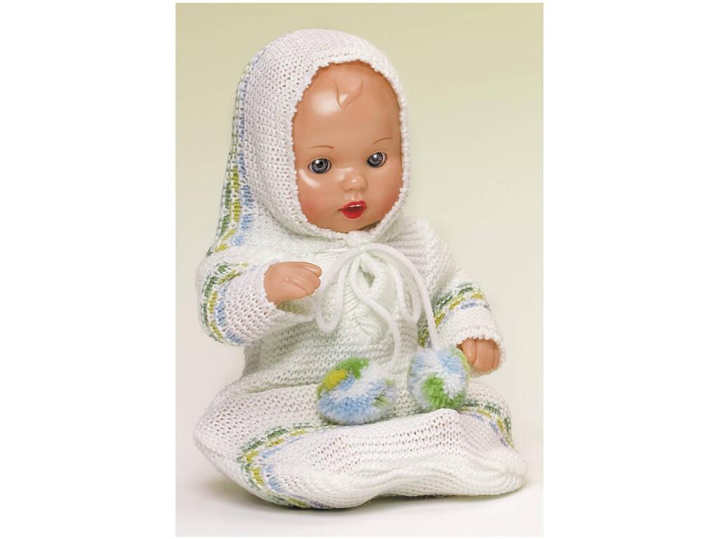 Mini Juanin Bebé Saco Punto y Pelele