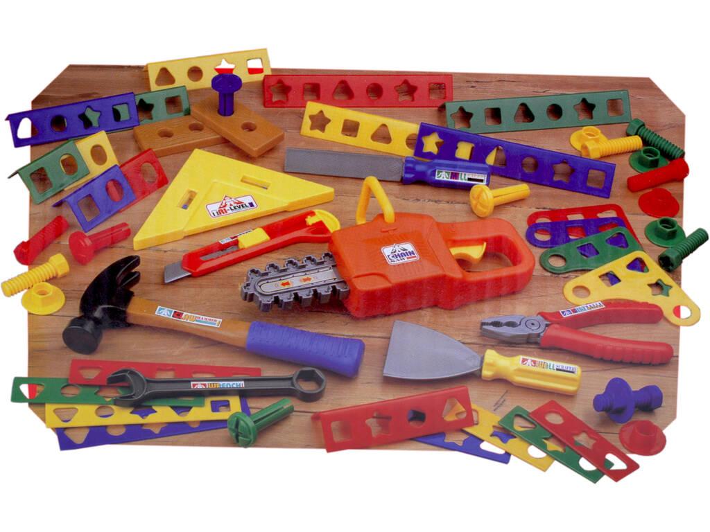 Set outils 52 pièces
