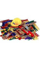 Tool set with 60 pieces