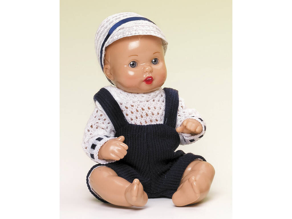 Mini Juanin Bebé Pichi Marino