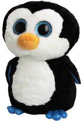 Peluche 40 cm. Waddles Penguin