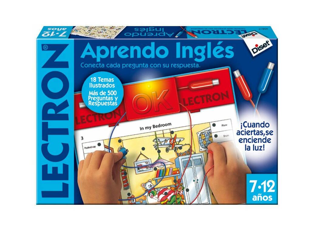 Lectron imparo Inglese
