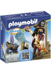 Playmobil Sharkbeard