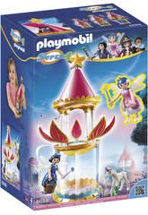 Playmobil Torre Flor Mágica con Caja Musical 6688