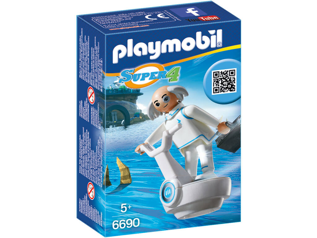 Playmobil Doctor X 6692