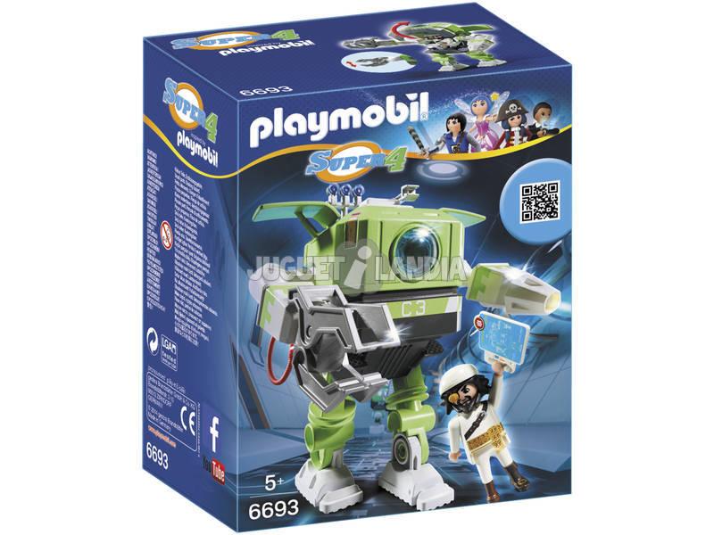 Playmobil Cleano Robô