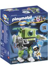 Playmobil Cleano Robot