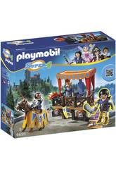 Playmobil Royal Tribune mit Alex