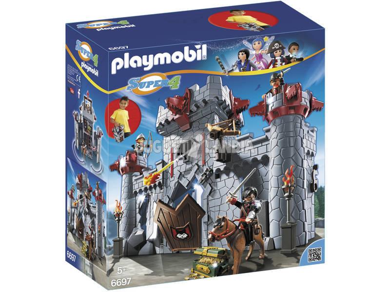 Playmobil Castle Maleta do Barão Negro