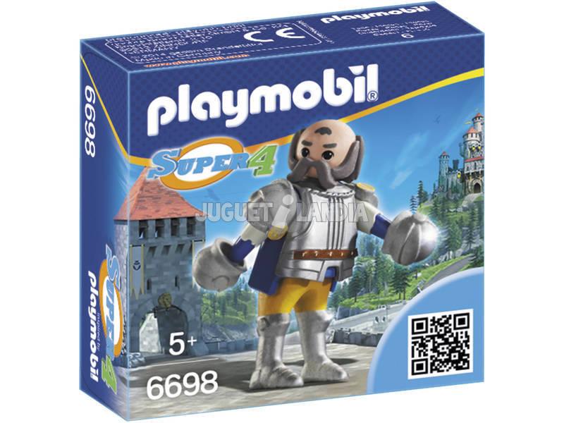 Playmobil Super 4: Guardia Reale Ulf Il Forzuto