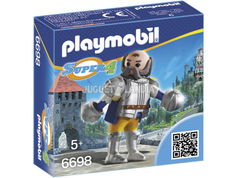 Playmobil Guardia Real Sir Ulf