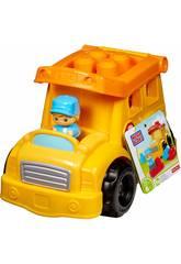 Megabloks Fahrzeug-Mix mit 5 Teilen Mattel CND37