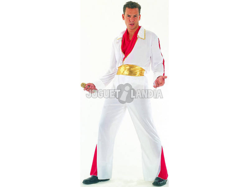 Disfraz Elvis Hombre Talla XL