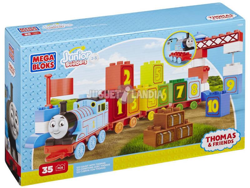Mega Bloks Thomas Tren 1,2,3