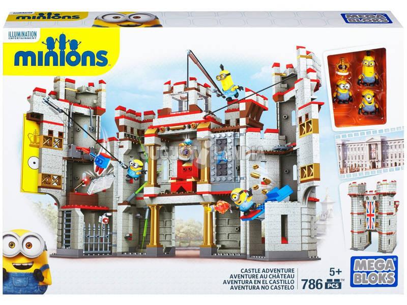 Mega Bloks Minions Aventura en el Castillo
