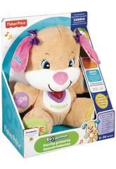 Fisher Price Perrita Primeros Descubrimientos Mattel CGR45