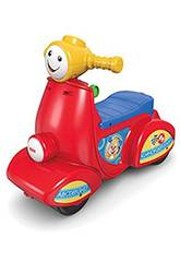 Fisher Price Mi Primera Moto