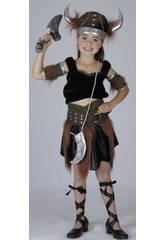 Déguisement Viking pour fille Taille M