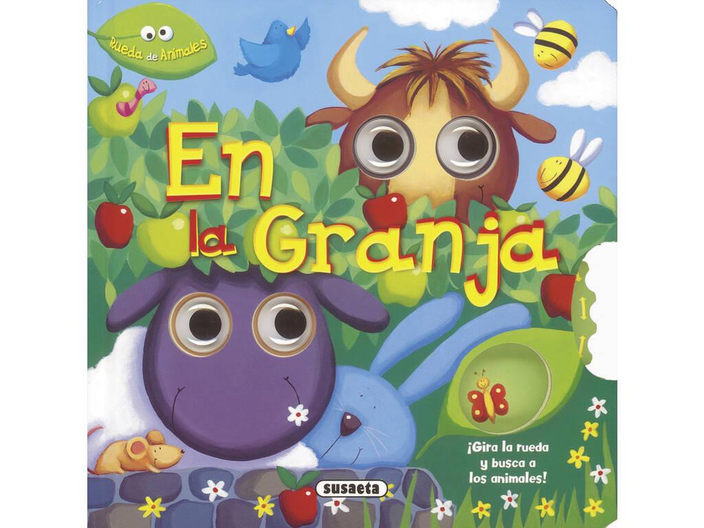 Rueda de animales ... (2 Títulos). Susaeta Ediciones S2742